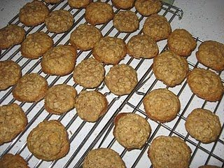 Brown Sugar Zucchini Cookies