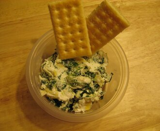 My Most Requested Dip: Spinach & Artichoke