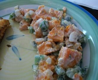 Refreshing Sweet Potato Salad