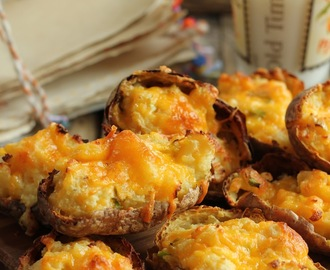 Packed Potato Skins