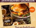 Get our Free Thanksgiving Cookbook with Meal Planner