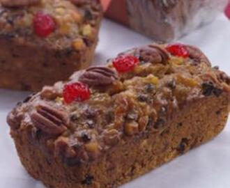 Everyone Loves This Fruitcake