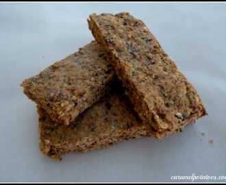 Fig And Walnut Engergy Bars