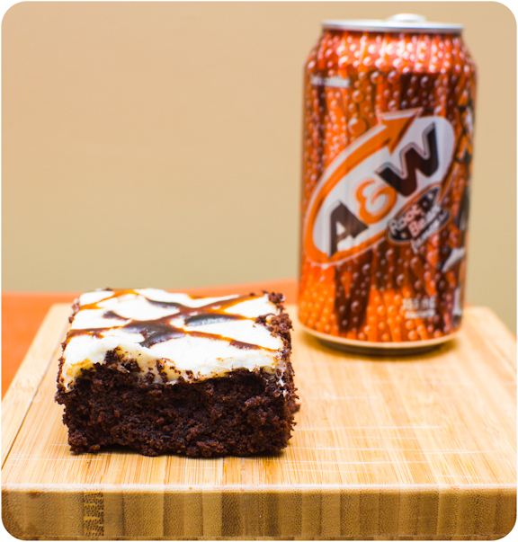 United Bakes of America Round 5...and Root Beer Float Brownies!