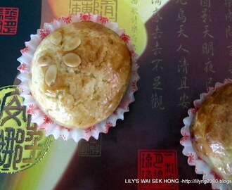 Mini Shanghai Mooncakes