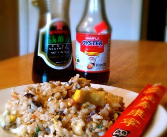 Vegetable Confetti Fried Rice