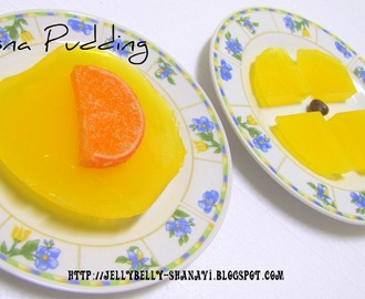 China grass /Agar agar / Kadal Paasi Pudding using Rasna , Coconut Water