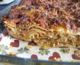 Le Lasagne al forno di Megan – Foodie Friday