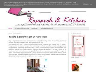 Research and Kitchen