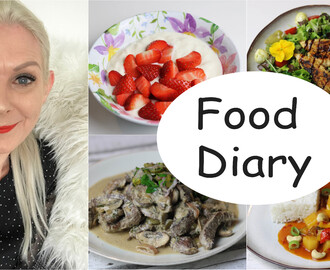 Food Diary YouTube #83