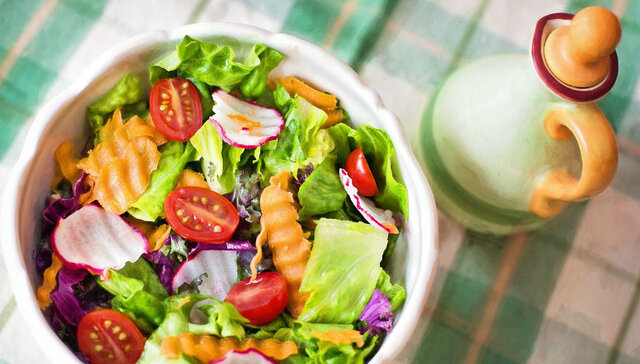 8 Quick and Delicious WLC Compliant Salad Dressings