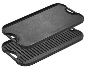 Lodge Cast Iron Reversible Grill/Griddle Review