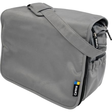 CarenaKoster Skötväska Messenger Bag Grey