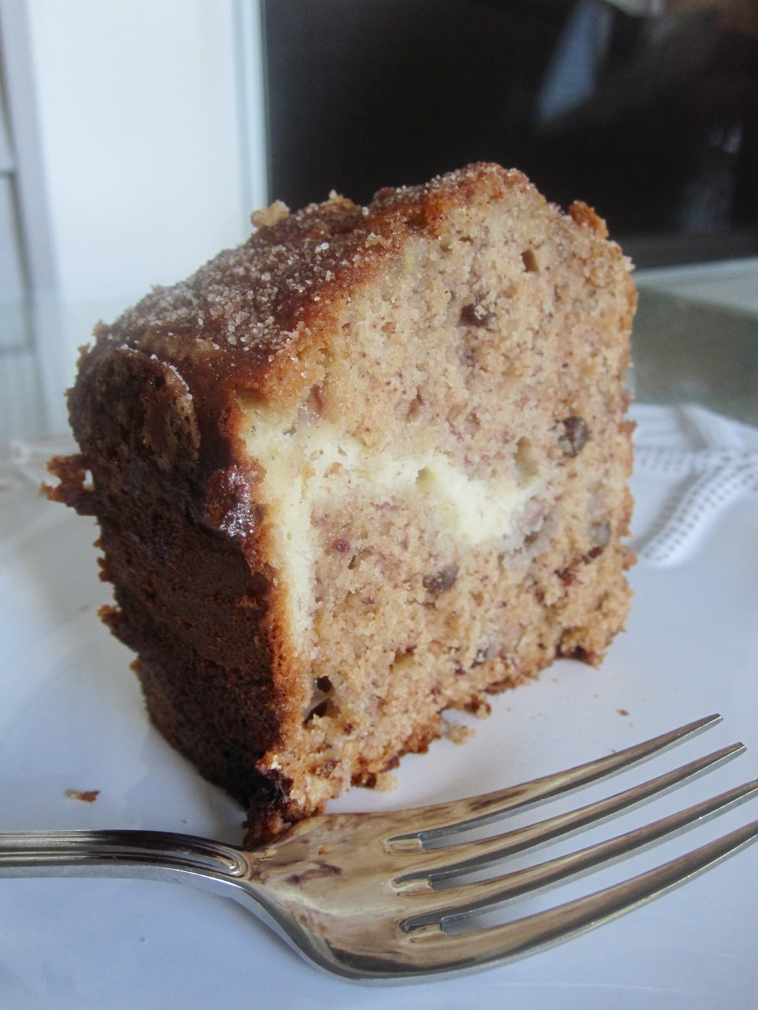 Banana Brunch Cake