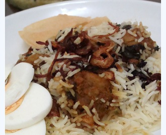 MUTTON BIRIYANI (My Way)