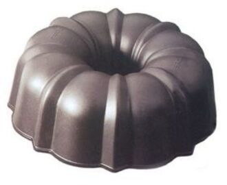 Lemon Cake and History of the Bundt Pan