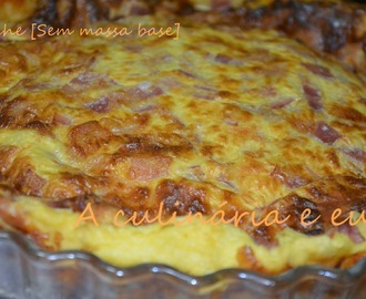 Quiche [sem massa base]