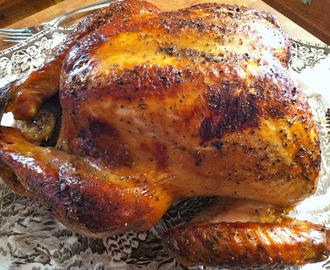 Good Eats Roast Turkey