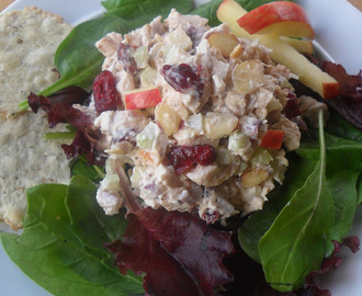 Chicken Salad 2011...A Mix of Spicy & Sweet