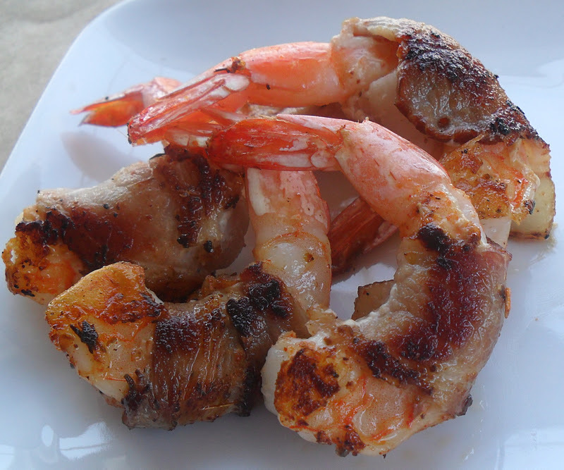 Super Bowl Menu Preview: Bacon Wrapped Shrimp
