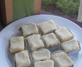 Creamy Lime Fudge...Gifts & Disasters From My Kitchen