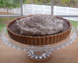 Chocolate Pie...My Husband's Love of Chocolate Pie, The Help and an episode of Mad Men