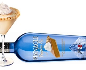 Limited Edition Pinnacle Pumpkin Pie Vodka Recipes