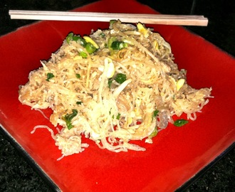 Chinese Crab Noodles