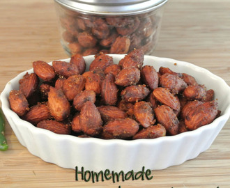 Jalapeno Smokehouse Almonds