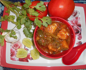 Paramita's  Kitchen: Paneer  Manchurian  With  Gravy  / Cottage Cheese Manchurian  With  Gravy
