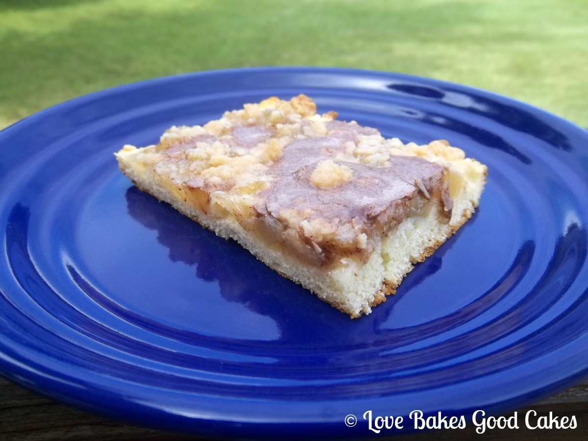 EASY Apple Pie Bars - Crazy Cooking Challenge