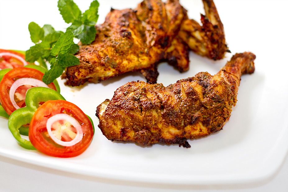 Tandoori Chicken in Airfryer