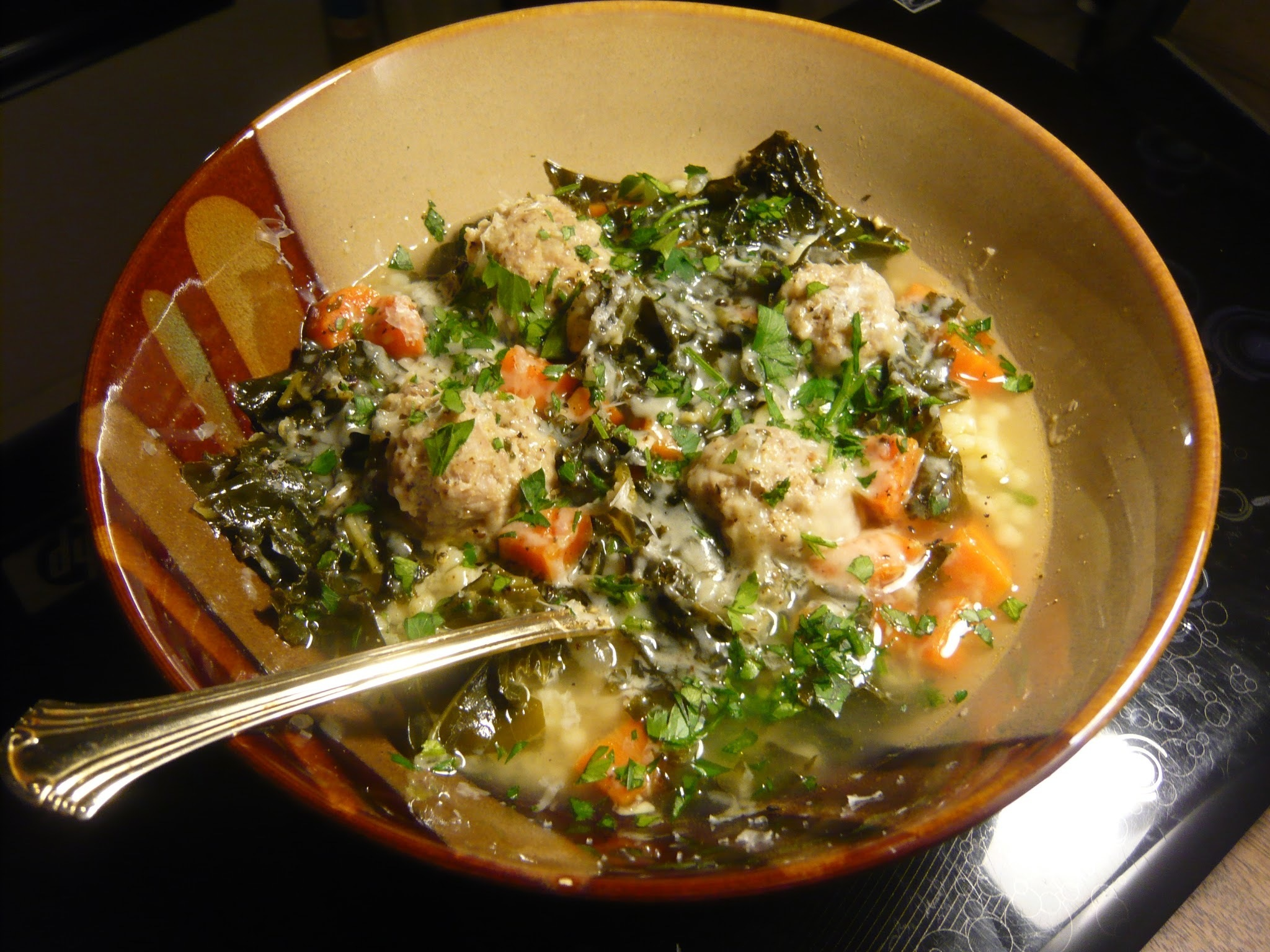 Raley's Italian Wedding Soup Reinvented