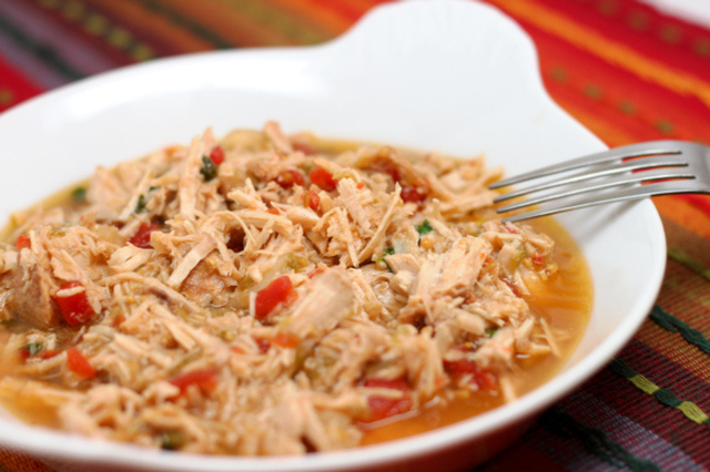 Mexican Pork Stew (Crock Pot)