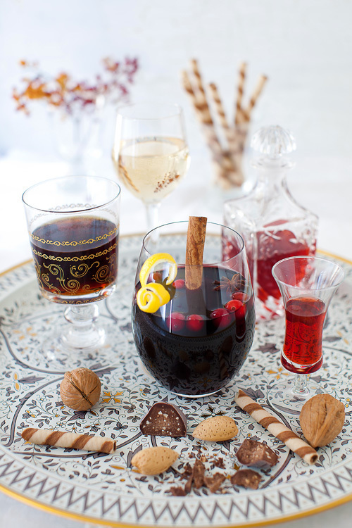 Mulled Wine - Perfect Drink for a Holiday Season