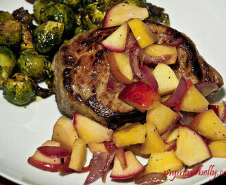 Healthy Pork Chop Recipes: Beer Brined Pork Chops