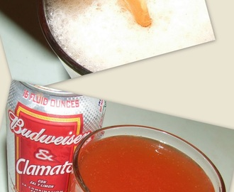 Firewater Friday - Michelada, a Mexican Beer Cocktail