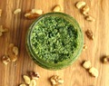 Cook once, eat twice: Kale Pesto