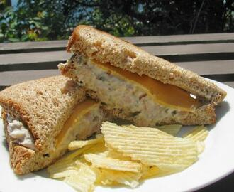 Quick and Easy Tuna Salad Sandwich for Kids of All Ages
