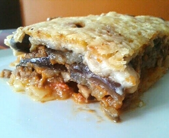 Moussaka - By Claire -
