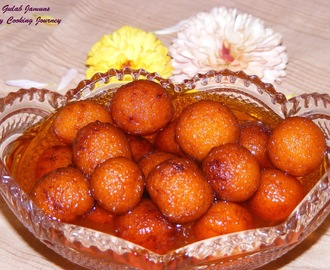 Gulab Jamun (South North Challenge #2)
