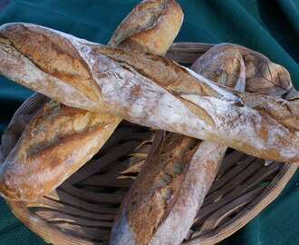 Perfect Baguettes at Home