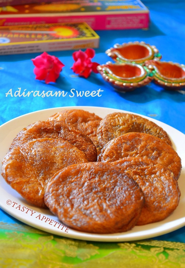 How to make Adhirasam / Diwali Sweets Recipe / Step by Step