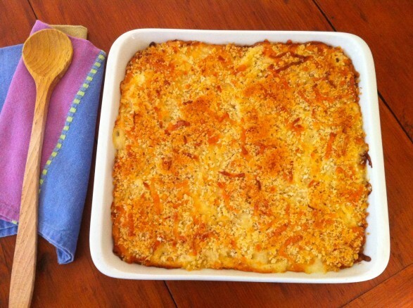 Classic Crispy Top Macaroni and Cheese