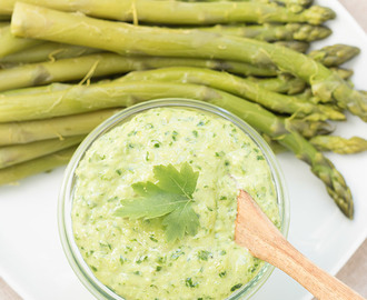 Salsa verde all'italiana: come usarla?