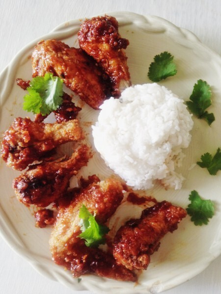 Thai-Style Korean Fried Chicken Recipe