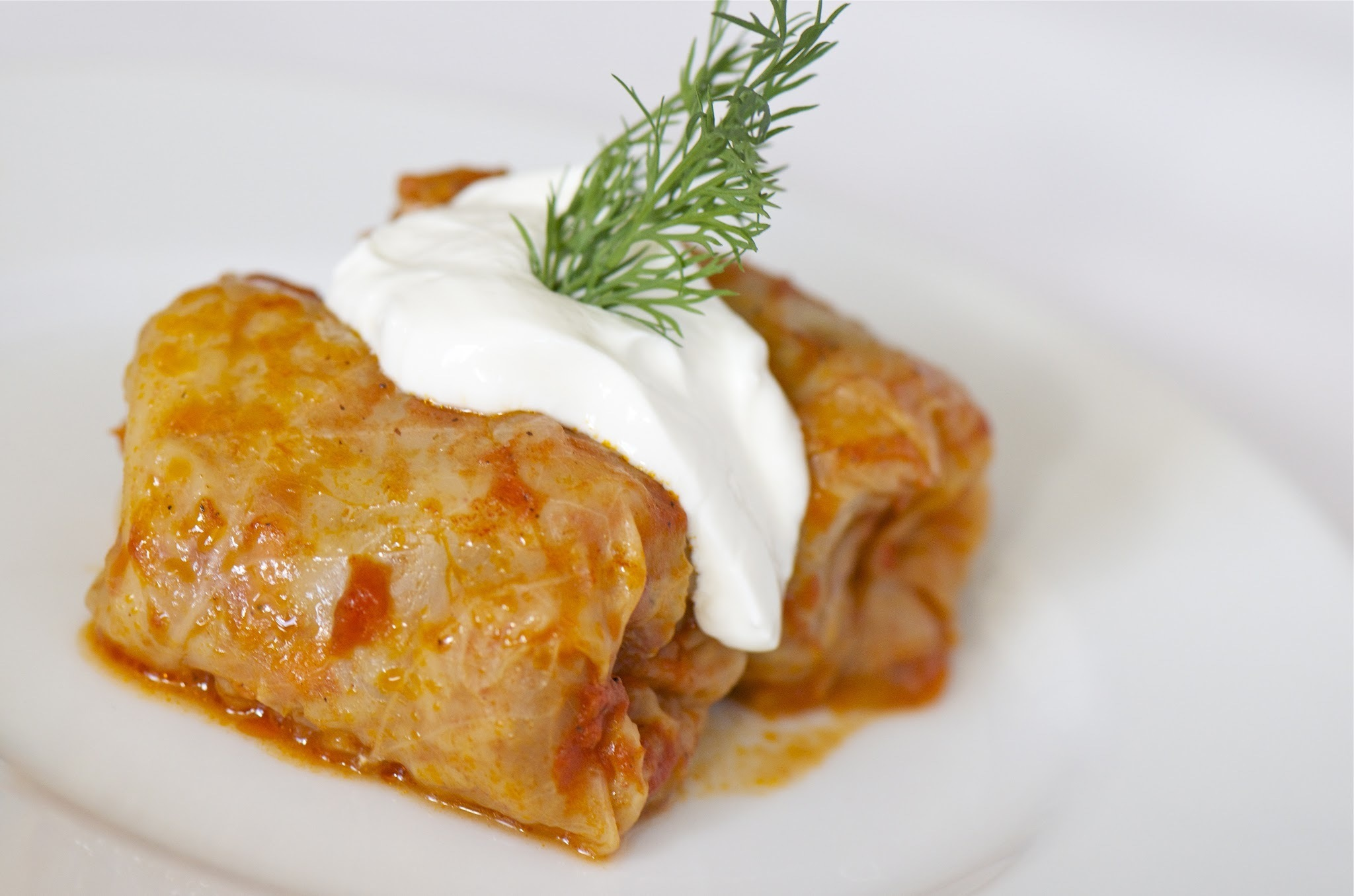 Stuffed pepper and Cabbage rolls (Golubtsy)-Голубцы