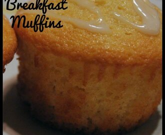Delicious Breakfast Muffins {TWC #84}