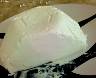 Cream cheese maison (Comment faire du Philadelphia)