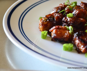 Chicken Manchurian ( Dry)